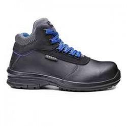 Chaussures montantes de sécurité avec semelle PU monodensité