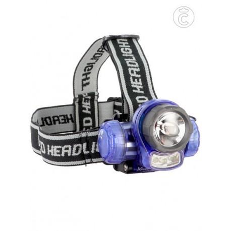 Accessoire lampe pour casque