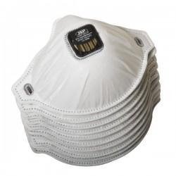 Lot 10 demi-masques FMP3V pour FILTERSPEC® et FILTERSPEC® PRO™