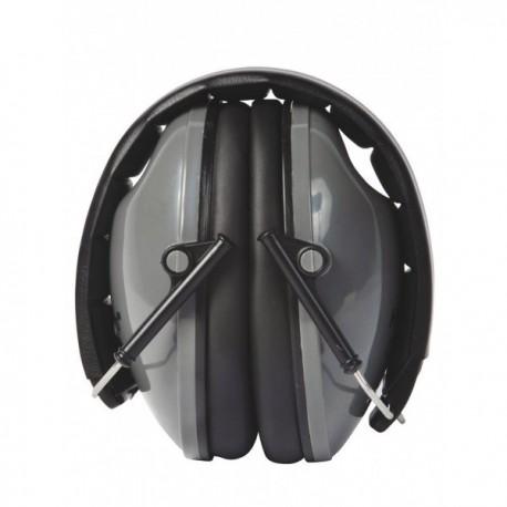 Casque anti-bruit compact 26 db EPI pas cher pour chantier professionnel et bricoleur