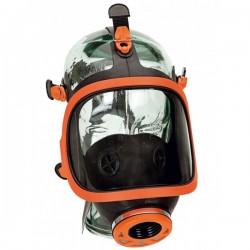 Masque respiratoire panoramique 731 en silicone